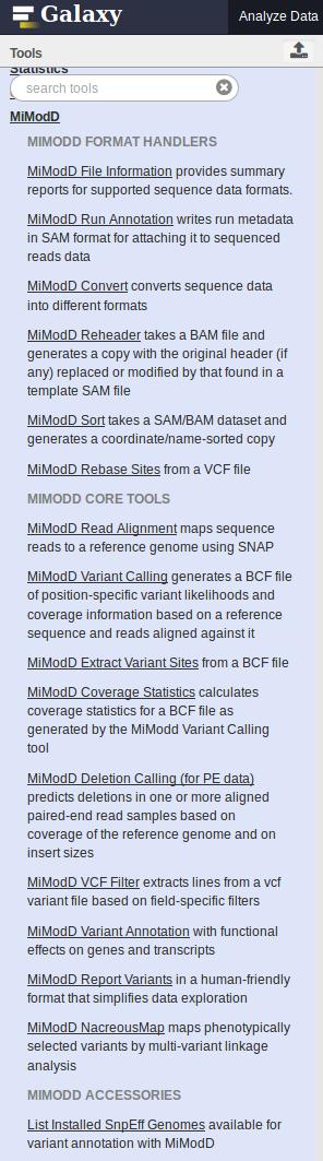 Tool Documentation — MiModD 0 1 9 documentation